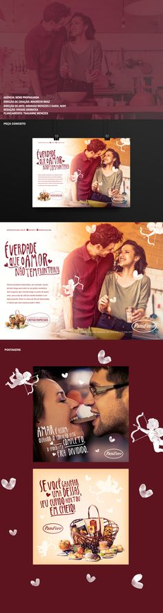 Campanha Dia dos Namorados Pand'oro