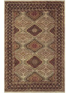 This Ashi Camel Brown Collection Rug 6127f Is Manufactured By Feizy Custom Area