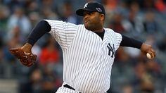 Sabathia hurls Yankees into ALCS (Photo: Elsa / Getty Images)