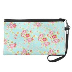 >>>Best          	Vintage chic floral roses blue shabby rose flowers wristlet purse           	Vintage chic floral roses blue shabby rose flowers wristlet purse We provide you all shopping site and all informations in our go to store link. You will see low prices onDiscount Deals          	Vin...Cleck Hot Deals >>> http://www.zazzle.com/vintage_chic_floral_roses_blue_shabby_rose_flowers_bag-223997608652773252?rf=238627982471231924&zbar=1&tc=terrest