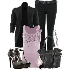 """a touch of glitz"" by candy420kisses on Polyvore"