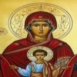 See related links to what you are looking for. Orthodox Prayers, Orthodox Christianity, Archangel Michael, New Thought, Greek Quotes, Orthodox Icons, Sacred Art, Kirchen, Christian Faith