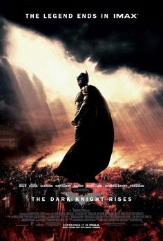 The Dark Knight Rises (2012) by Director : Christopher Nolan