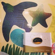 SEAGULL is my spirit animal #ttableoffice #jonathanlivingstonseagull #madeinkorea #korea #constellation #omoizakkashop