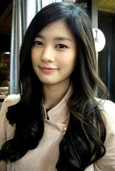 """Jung So Min ♥ A real pretty girl with an angelic smile. She plays the Female lead in the popular recurring series """"Playful Kiss"""". Jung So Min, Korean Star, Korean Girl, Korean Actresses, Korean Actors, Baek Seung Jo, Han Ye Seul, Yoon Eun Hye, Korean Drama Series"""