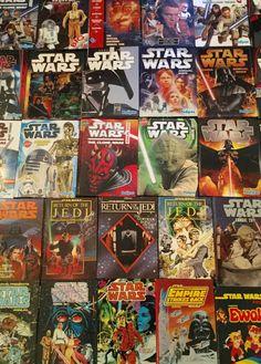 Star Wars: The Fan Awakens: 14 days to go: Marking the New Year, Star Wars sty...