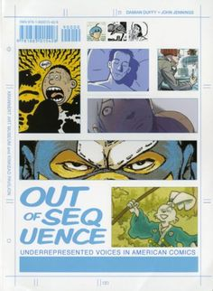 Out of Sequence: Underrepresented Voices in American Comics