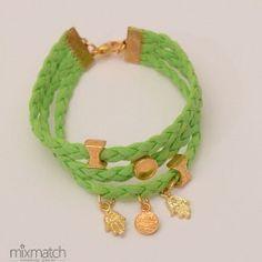 Ray-g Cord Bracelets, Spring Summer 2015, Ethnic, Crochet Necklace, Handmade Jewelry, Boho, Handmade Jewellery, Jewellery Making, Bohemian