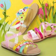 Take a look at the Laura Ashley Shoes event on #zulily today!