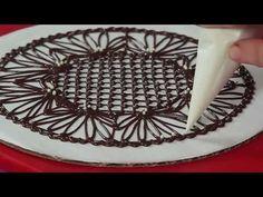 CROCHET STOCKINETTE & CROSSED SEED STITCH / PUNTO ARROZ CROCHET JERSEY Y CRUZADO - YouTube
