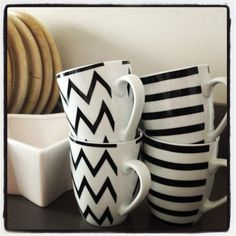 Love these mugs....