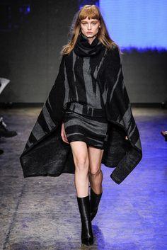 DKNY Fall 2014 Ready-to-Wear Fashion Show