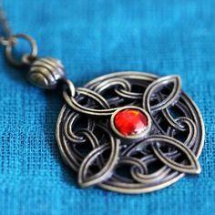 5$ Amulet of Mara pendant necklace elder scrolls inspired  skyrim jewelry