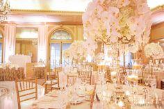 Our wedding reception decor =)
