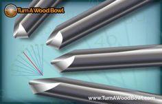 Wolverine Vari-Grind Jig – Illustrated Guide Bowl Gouge Sharpening – Turn A Wood Bowl Wood Turning Lathe, Wood Turning Projects, Wood Lathe, Wood Projects, Beginner Woodworking Projects, Learn Woodworking, Woodworking Techniques, Wood Turned Bowls, Wood Bowls