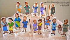 Bible Fun For Kids: Disciples vs. Apostles Posters, File Folder Game and More!