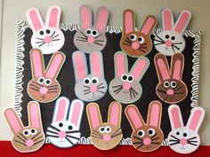 free easter bunny craft - free download http://www.teacherspayteachers.com/Product/Make-an-Easter-Bunny-Free-Craft-Patterns--224518