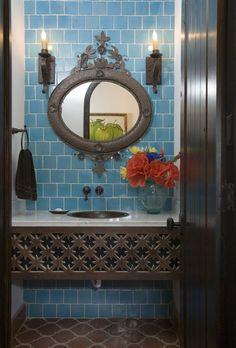 Royal Blue Bathroom Decor Unique Blooming Royal Blue Bathroom Accessories with Metalwork Pranaycoffee Contemporary Bathroom Sink Faucets, Traditional Bathroom Mirrors, White Bathroom Mirror, Bathroom Sink Design, Blue Bathroom Decor, Bathroom Colors, Bathroom Accessories, Bathroom Sets, Royal Blue Bathrooms