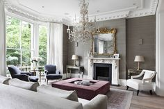 @cardencunietti | @houseandgarden 100 Leading Interior Designers | See more interior design ideas at http://www.brabbu.com/en/inspiration-and-ideas/