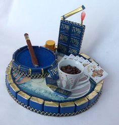 Gallery.ru / Фото #67 - Букет конфет в Волгограде. Подарки для мужчин - iraida60