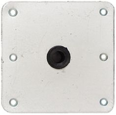 """Attwood Lock'N-Pin™ ¾"""" Pin Stainless Base Plate"""