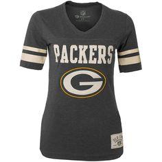 780c671a7 Green Bay Packers Cheer T-Shirt. LadyGreen Bay PackersTeam ApparelFootball  TeeV NeckNfl ...