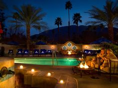 Relax and unwind at the Spa Las Palmas