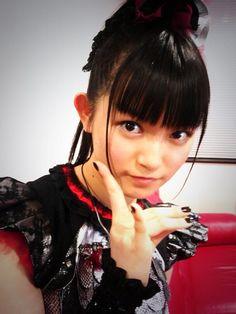 #BABYMETAL #2014.12.20 SU-METAL Seitansai Toyosu Pit #SU-METAL 聖誕祭 豊洲Pit #SU-METAL