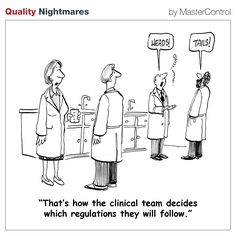 Quality Management Cartoons