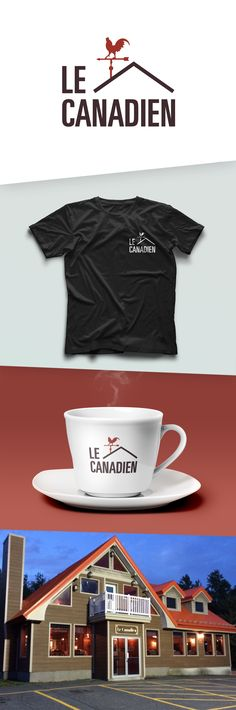 Le Canadien Communication, Mugs, Tableware, Canadian Horse, Dinnerware, Tumblers, Dishes, Mug, Communication Illustrations