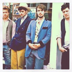 Mumford and Sons - Amazing UK talent!!