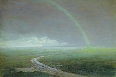 kuindzhi arkhip   Rainbow - Arkhip Kuindzhi - WikiPaintings.org