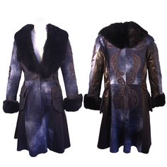 Kippys 3/4 Coat w/ Beaver Collar
