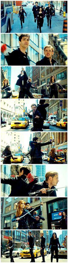 "#Shadowhunters 2x20 ""Beside Still Water"""