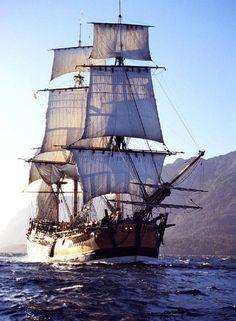 HMS Endeavor