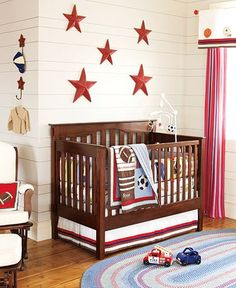 sports themed room! love it!
