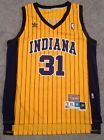 For Sale - Mens Adidas Indiana Pacers Reggie Miller Basketball Jersey Size XL - See More At http://sprtz.us/PacersEBay