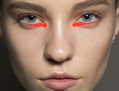 NYFW: It's All About the Eyes for Spring 2015 #SS15 #wildaboutbeauty