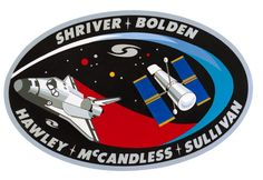 Hubble Space Telescope, Space And Astronomy, Space Patch, Edwards Air Force Base, Nasa Patch, Air Force Patches, Cute Laptop Stickers, Free Mind, Space Center