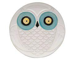 Adorno Dish Owl