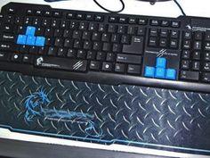 Keyboard Gaming - Dragon War - Desert Eagle