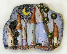 maisons de fées