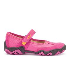 Take a look at this Pink Eeva Mary Jane by Umi on #zulily today!