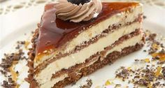 Άλλο ένα μαγικό γλυκάκι τόσο στην παρασκευή του όσο και στη γεύση του! Greek Desserts, Greek Recipes, Food Network Recipes, Food Processor Recipes, Cooking Recipes, Greek Cake, Cake Recipes, Dessert Recipes, Sweets Cake