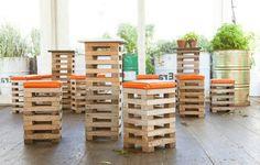 DIY Möbel aus Europaletten – 101 Bastelideen für Holzpaletten - holz paletten möbel selbst basteln DIY tische