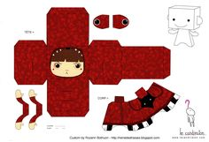 Blog_Paper_Toy_papertoy_Petit_Chaperon_Rouge_template_preview