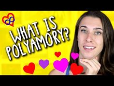 Again, so agree. I am loving these videos. Also, that eye liner. I wish I could do that! OP: 5 Polyamory Myths Busted