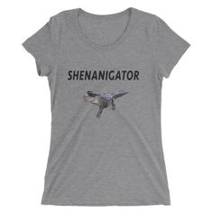 Shenanigator Ladies T-Shirt