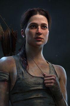 Lara Croft by Reza Abedi | Fan Art | 3D | CGSociety