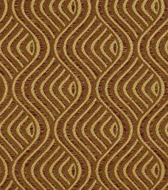 """Robert Allen @ Home Solid Fabric 59"""" - Nouveau Wave Spice"""